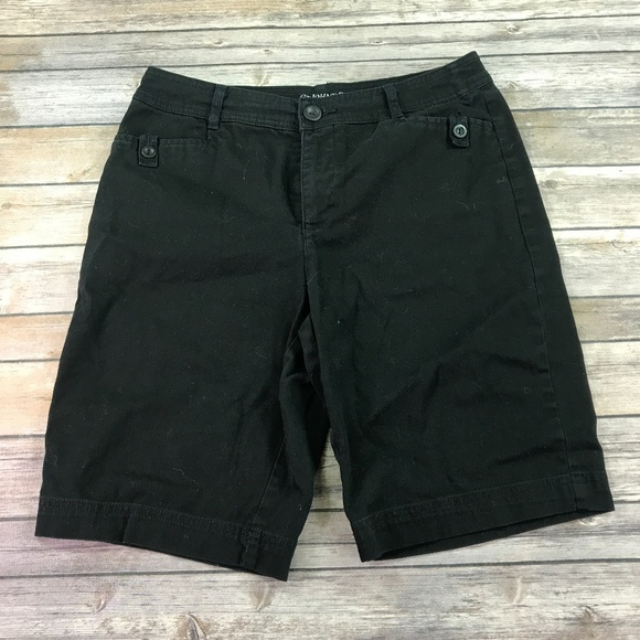 ed3eaa2c65 St. John's Bay Shorts | St Johns Bay Womens Chino Sz 12 N403 | Poshmark